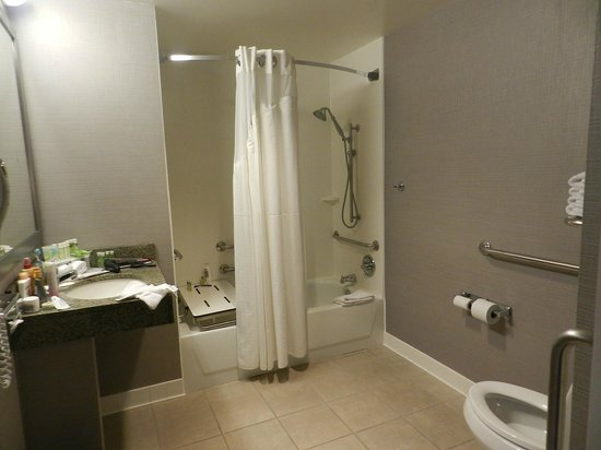 Holiday Inn Express Hotel & Suites San Francisco Fisherman's Wharf : baño