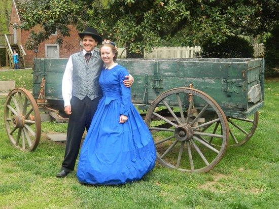 Belle Meade Plantation: Nos guides de la visite