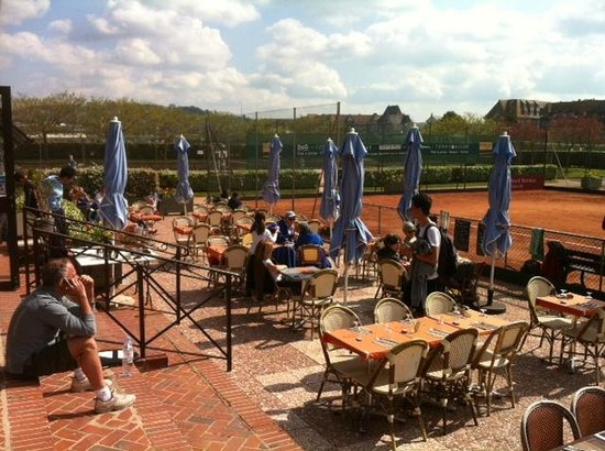 Le Tie Break : il fait beau au tie break