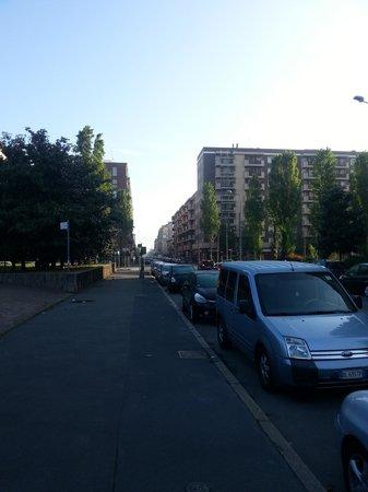 Ibis Milano Ca Granda: Ca Granda area 1