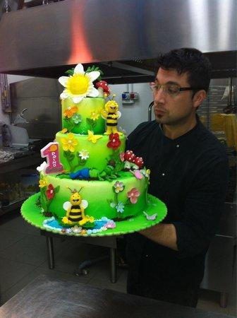 IL DAMASCO ristorante sala ricevimenti: L 'ape Maia