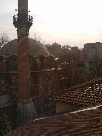 Zeynep Sultan Hotel: вид из номера