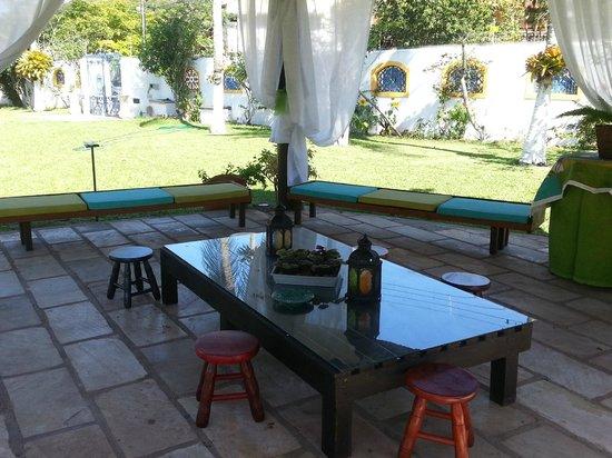 Pousada Chez Moi - Chez Toi : Gazebo/Pergola