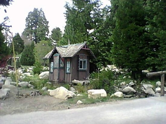 Arrowhead Pine Rose Cabins: another view