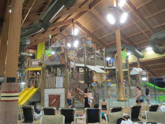 Wilderness Resort : Wild West Water Park
