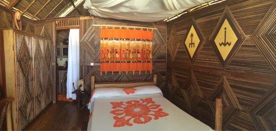 Hotel Le Zahir Lodge Nosy Be: Splendido zahir di iranja