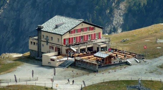 Hotel Schwarzsee Restaurant: Hotel Schwarzsee
