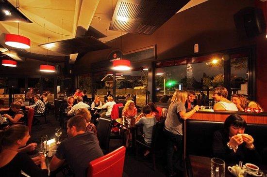 Cortado Restaurant Interior