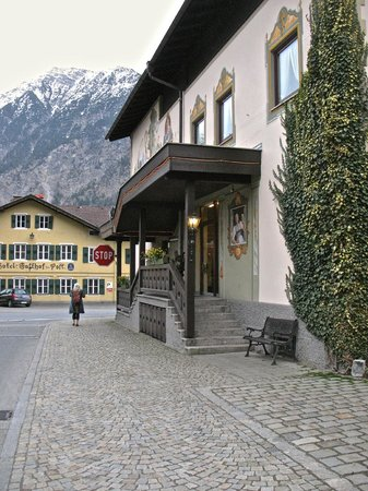 Hotel Forsthaus: Street View
