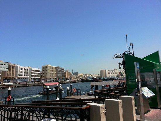 Dubai Creek : view