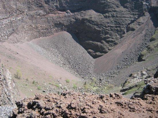 Vesuv: Where's all the lava?