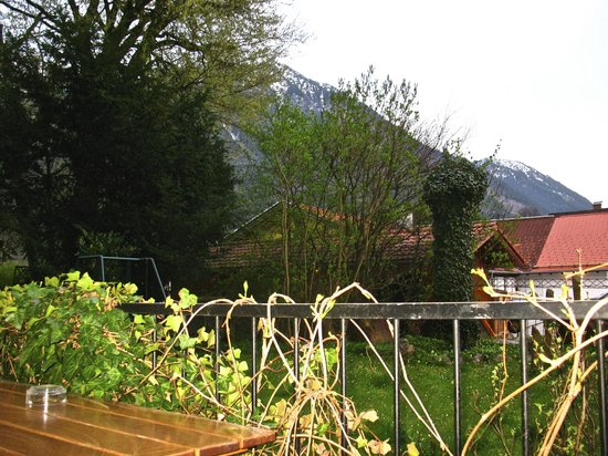 Hotel Forsthaus: Private Patios
