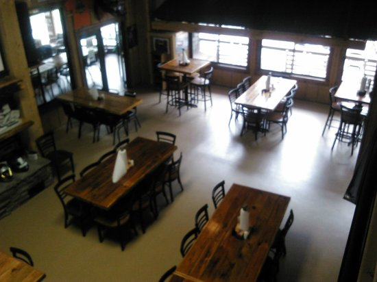 Iron Horse Motorcycle Lodge : Dining area 1