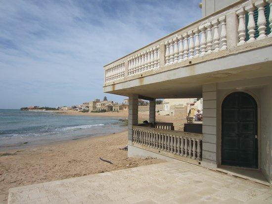 Hotel Novecento : Montalbano's House