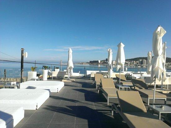 Marina Playa Hotel & Apartments: Zona relax II