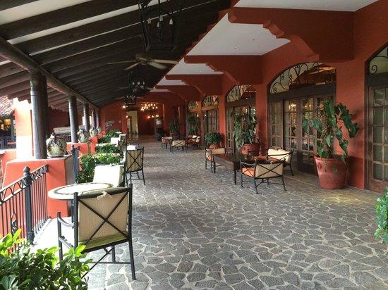 Los Suenos Marriott Ocean & Golf Resort: Lobby