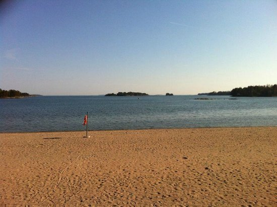 Hotel Capo Sud: Spiaggia