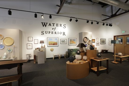 Waters of Superior: Local and regional art