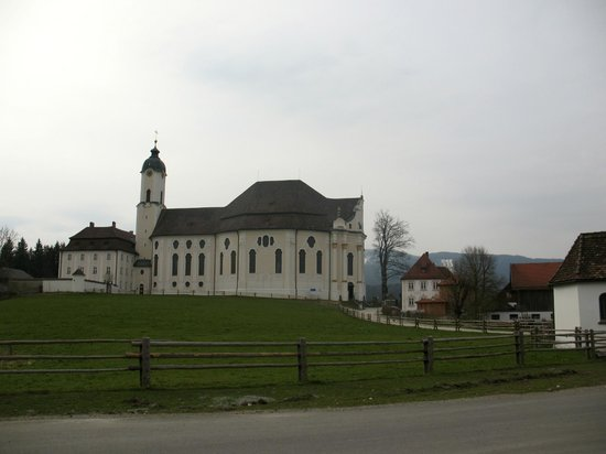 Wieskirche: Wies Church