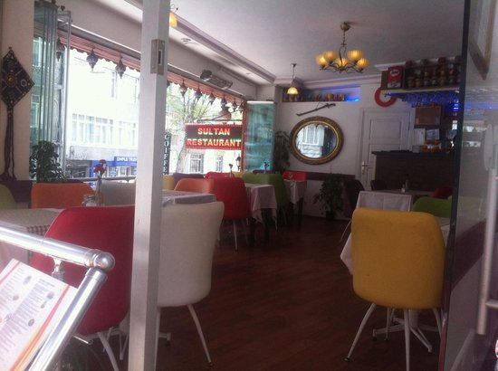 Aker Cafe Restaurant: Inside