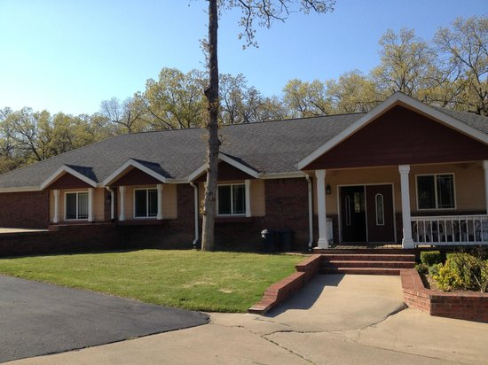 Candlewyck Cove Resort: Front of our vacation home
