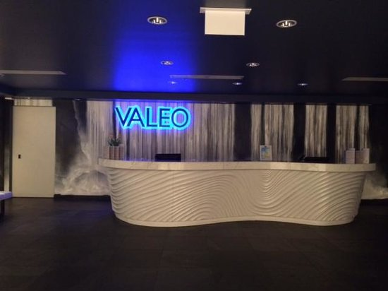 JW Marriott Chicago: Valeo Spa