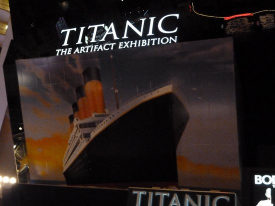 Titanic: The Artifact Exhibition: Titanic