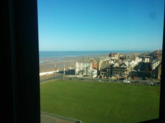 Hilton Blackpool Hotel: Nice view