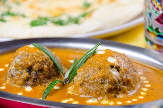 Sanskruti Restaurant: Malai Kofta