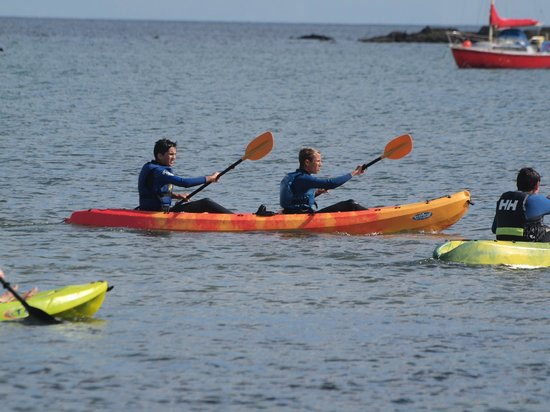 Outdoor Dublin : Kayaking...
