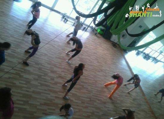 Shanti Studio Dance & Fitness