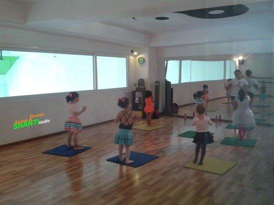 Shanti Studio Dance & Fitness: Iniciación a la Danza