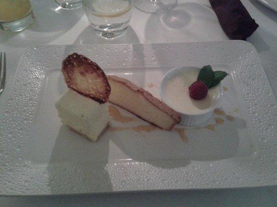 La Boheme: Lemon cake