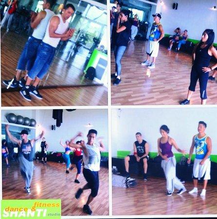 Shanti Studio Dance & Fitness: Jazz Funk Workshop