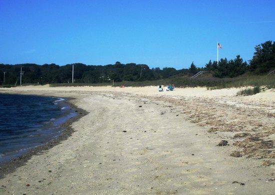 Saltwinds Bed & Breakfast : Nearby beach