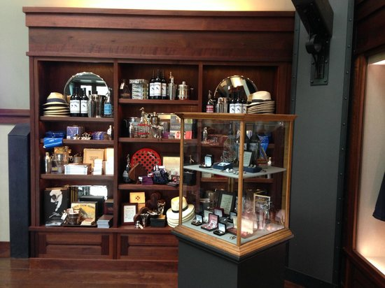 Francis Ford Coppola Winery: hollywood display