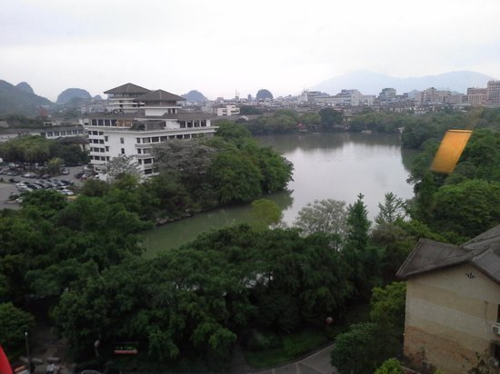 Guilin Bravo Hotel: Great view