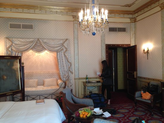The Westin Excelsior, Rome: Room 105