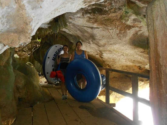 Cahal Pech Village Resort: Cave Tubing