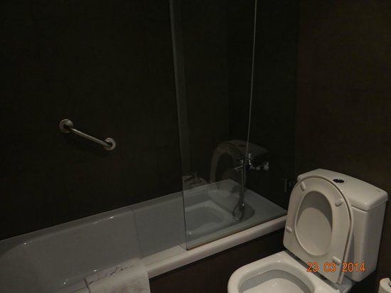 Sercotel Amister Art Hotel : Baño