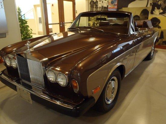 Muhammad Ali Center: O Rolls-Royce dele