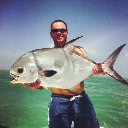 Angling Adventures with Captain Rich Smith: Permit Fishing Charter