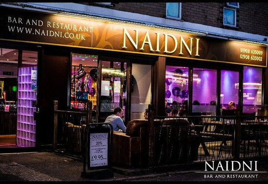 Naidni Indian Restaurant: Party all night