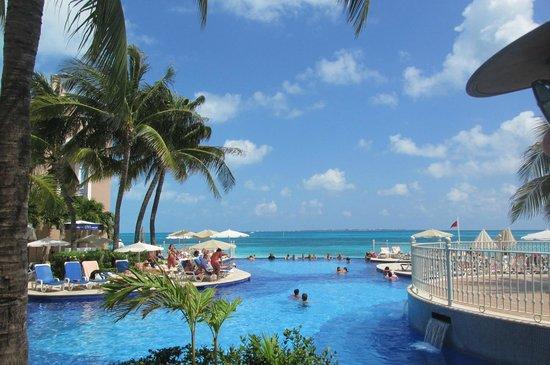 Hotel Riu Cancun: Bellas instalaciones