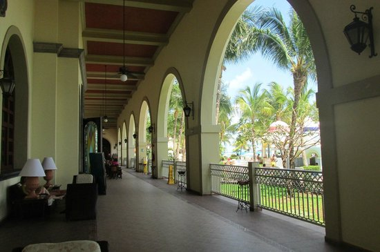 Hotel Riu Cancun: Bella arquitectura