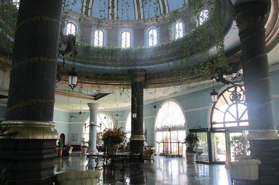Hotel Riu Cancun: Lindas areas de descanso