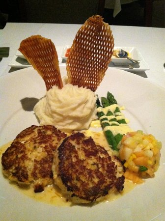 Firefly: Crab cakes!