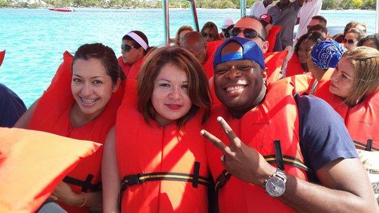 Weiler Caribbean Sea : De camino a la Isla Saona