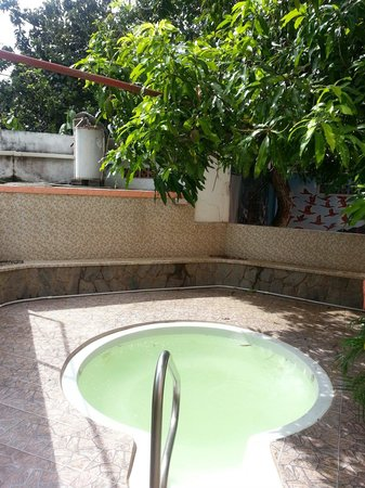 Alicia's Guest House: Jacuzzi