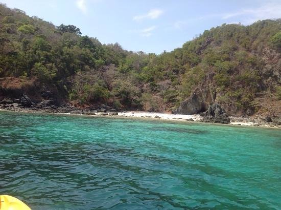 River Rovers: one of the beautiful secluded beaches visited